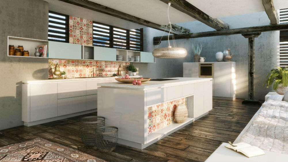 5 Good Reasons To Make The Kitchen The Heart Of Your Home