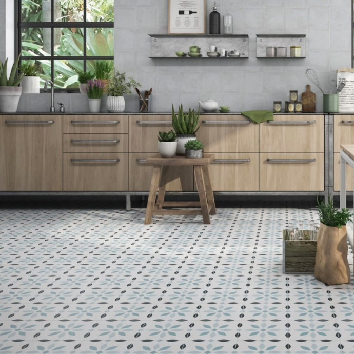 4 Tile Trends To Watch Out For In Spring 2019 - Porcelain Wall & Floor Tiles - Image From CrownTiles.co.uk