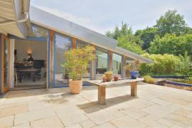 Could Creating An Eco Home Increase Property Value?- Image Via HouseBeautiful.com - Eco-Home Featured On Channel 4's Grand Designs - Image Credit = Fenn Wright