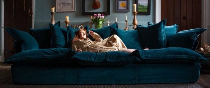 The Benefits Of A Bespoke Sofa- Image Via MakerAndSon.com