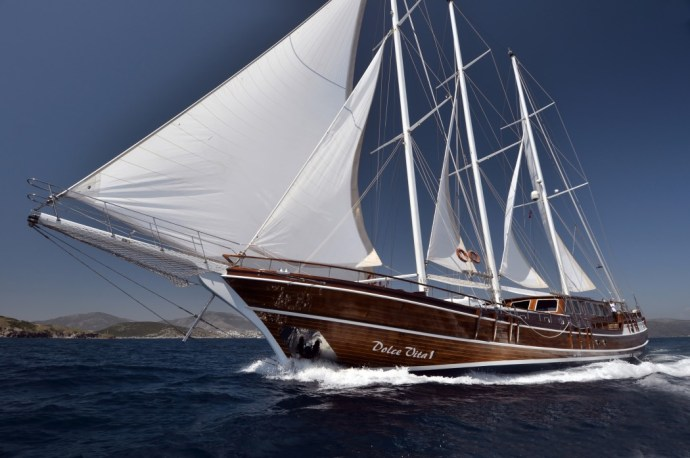 Luxury Cruising Along The Adriatic Has Never Been Easier! The Dolce Vita 1 Luxuary Yacht