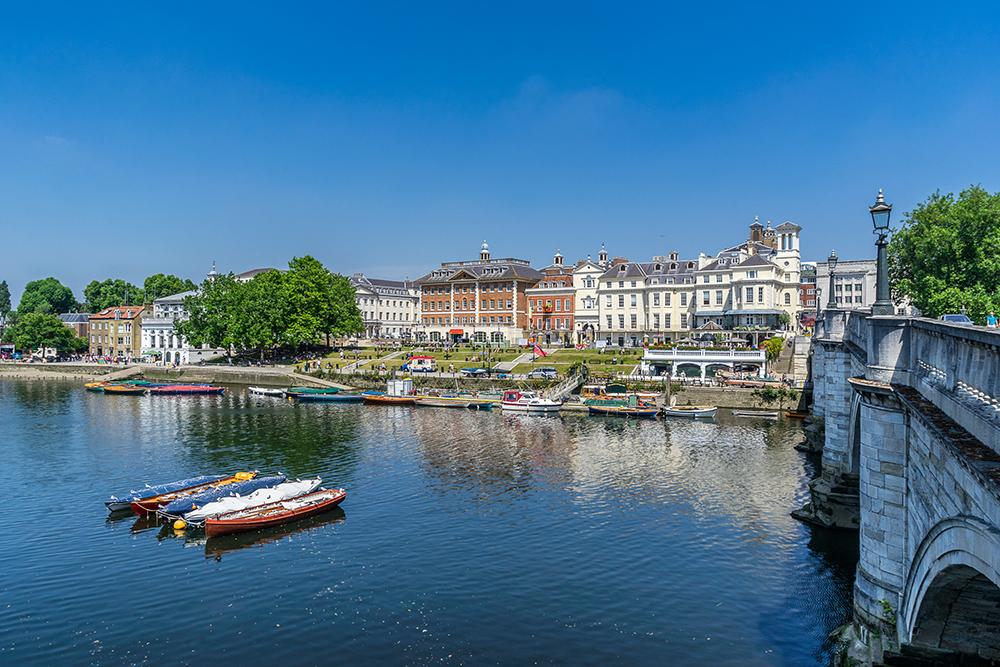 The borough of Richmond Upon Thames
