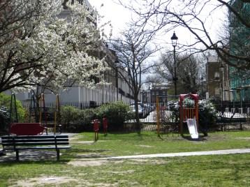 Playground in Milner Square