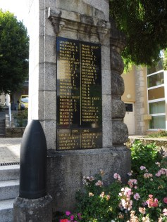 The War Memorial, Correze