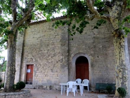Eglise de Saint Martin, Sauteyrargues