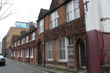 Whitecross Cottages, Ayres Street