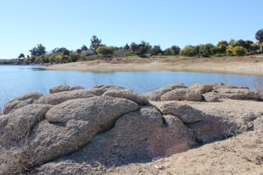 The Dam of Povoa and Meadas
