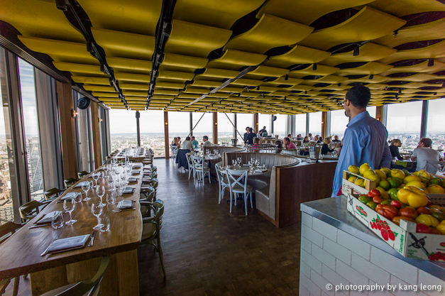 Sushi Restaurant Interior Design