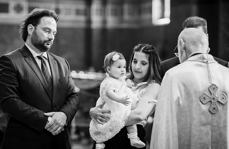 Greek Orthodox Baptism Christening Photographer London