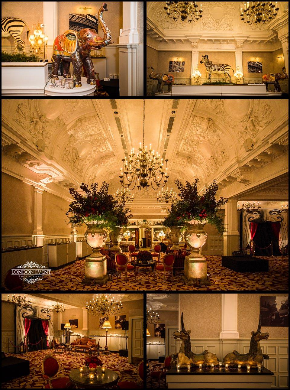 Event Photographer London Party St Ermins Hotel