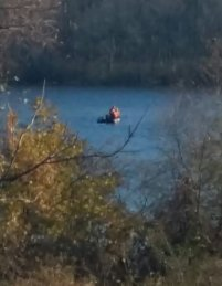 LFD crews searching for missing man