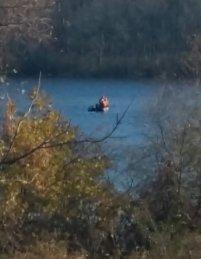 LFD crews searching for missing man
