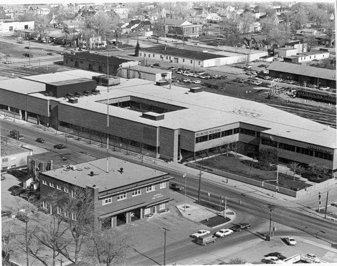 Headquarters, 340 Waterloo St, Circa 1981