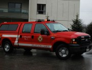 Command vehicle 1