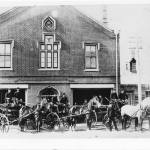Central Fire Hall - 1889