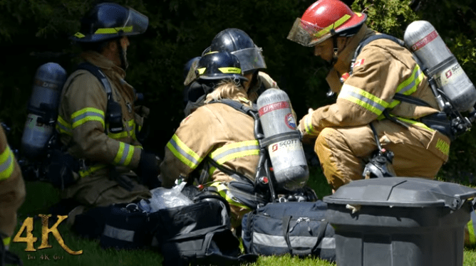 Pet CPR and house fire