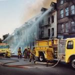 Downtown Fire - Deck Guns