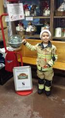 Maddox's first year volunteering with Momma at the Christmas Kettles!!! 🎅❄🎄⛄