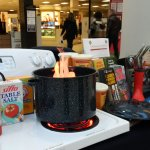 White Oaks Mall Fire Prevention Display