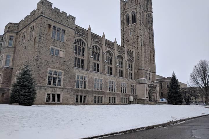 'Strange smell' evacuates two Western University residences