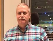 Chief Jim Stockdale retired