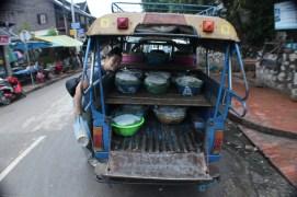 Noodle truck