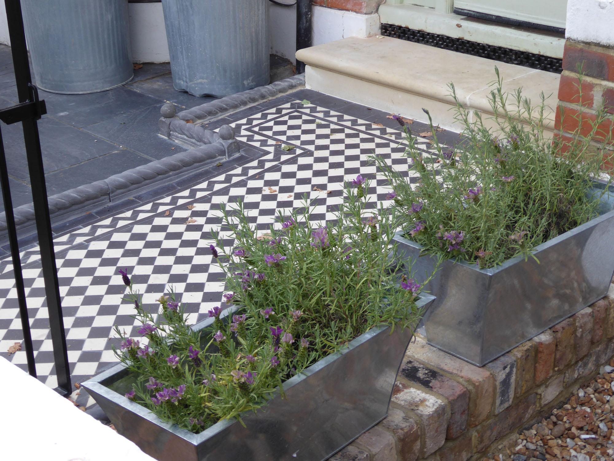 London Front Garden Company Period Front Garden Design