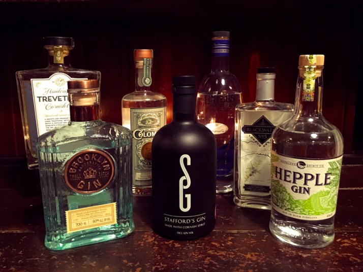New Gins for 2016