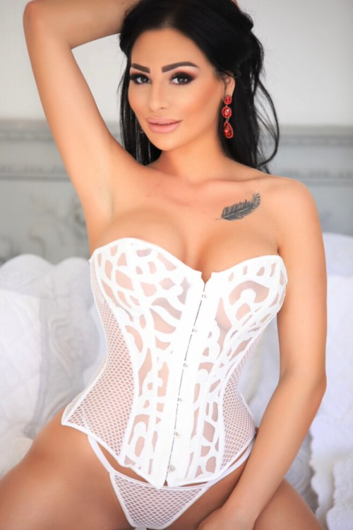 Gloucester Road London Escort Aliyah