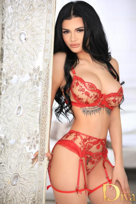 Kensington High Street London Escort Sasha