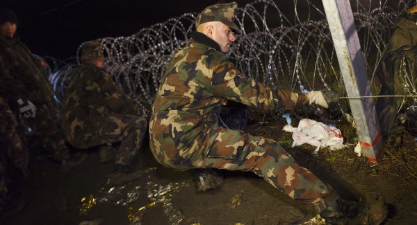 Slovenia's army deployed to deal with refugee influx – London Glossy