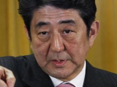Shinzo Abe, Japan, World Economic Forum