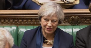 Foreign Secretary, Theresa May, Conservative Party