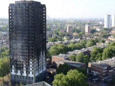 Grenfell Tower, Burn, Fire,