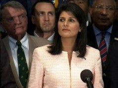 Nikki Haley, United Nations, U.S