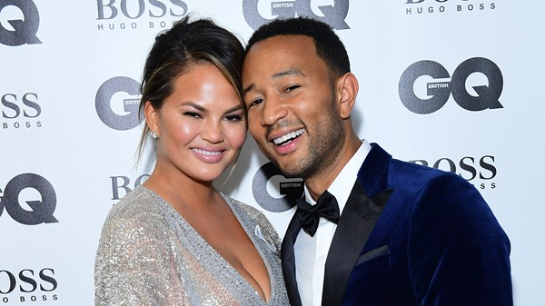 John Legend, Chrissy Teigen, Tribute