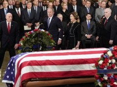 George Bush Sr. Mourning, U.S.