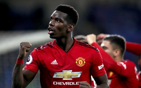 Manchester United, Paul Pogba, Football, Sport