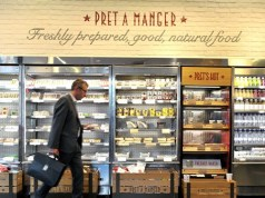 Pret A Manger, Food, Health Regulations