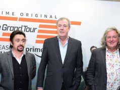 The Grand Tour, Jeremy Clarkson, Showbiz