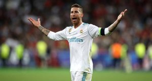 Real Madrid, Sergio Ramos, Football, Sport