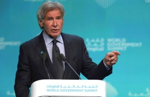Harrison Ford, Climate Change, U.S., Donald Trump