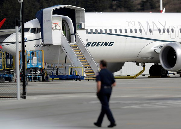 Boeing says the aviation industry will be tough to recover
