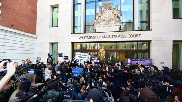 Julian Assange, Supreme Court, WikiLeaks, Westminster Magistrates' Court, Ecuadorian Embassy,