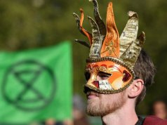 Climate Change, London, Protest, Extinction Rebellion, Skeena Rathor