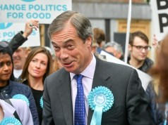 Nigel Farage, EU, UKIP, European Union, Brexit Party, Politics