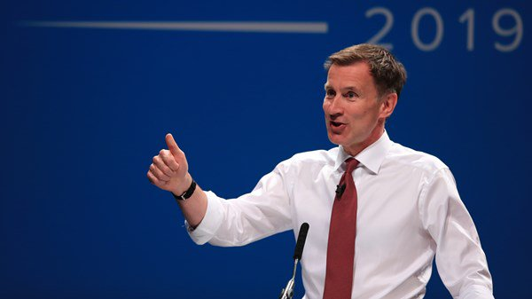 Jeremy Hunt, Tory Leadership, Politics