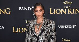 Beyonce reveals music for The Lion King.