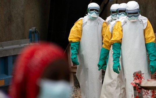 Ebola virus kills one more person in DR Congo.