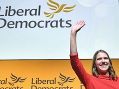 Jo Swinson is elected as new liberal democrats leader.